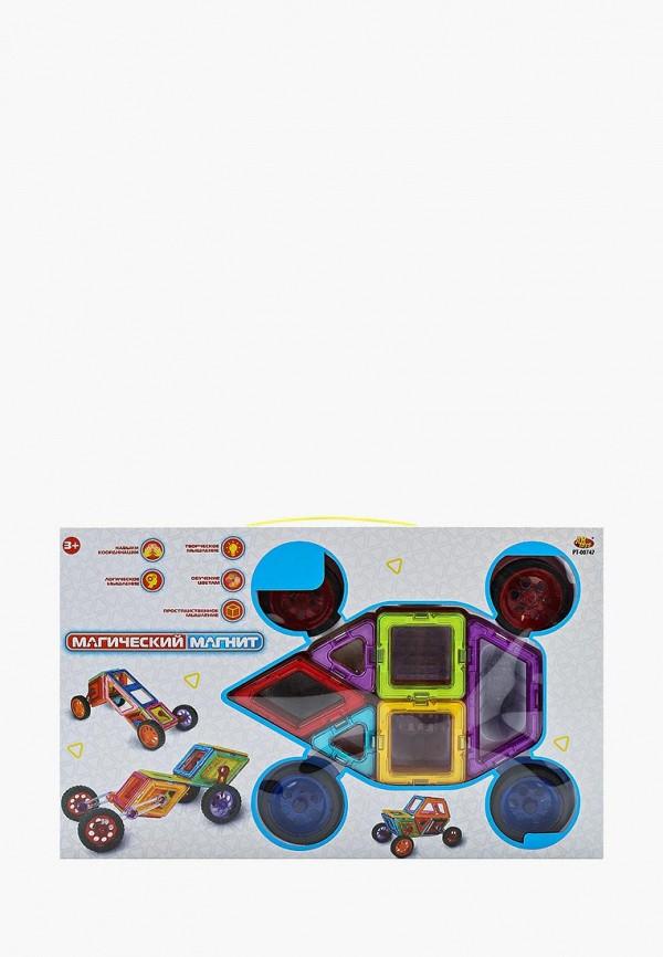 Конструктор Abtoys Abtoys MP002XC0022E развивающие игрушки abtoys пирамидка конструктор