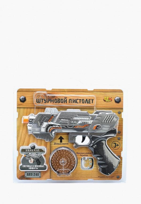 Игрушечное оружие Арсенал Арсенал MP002XC002CR игрушечное оружие maskbro maskbro mp002xc006vc