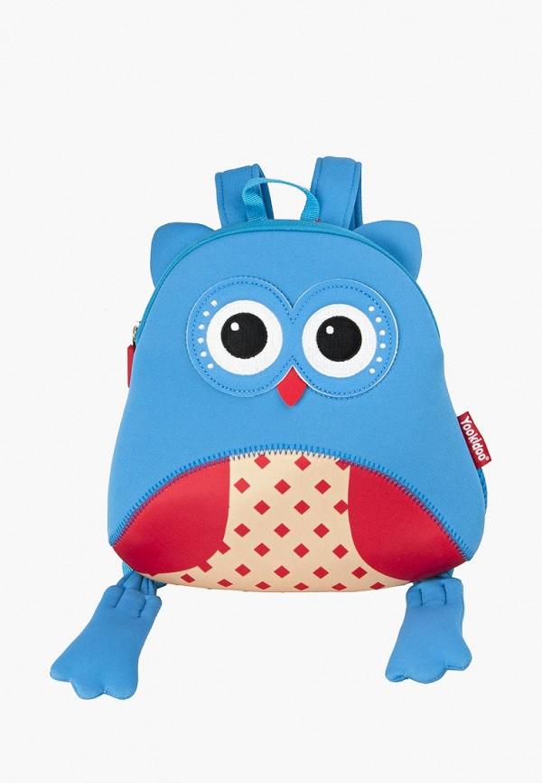 рюкзак yookidoo малыши, голубой