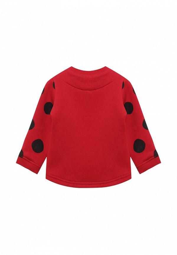 Костюм спортивный для девочки COOCKOO цвет красный  Фото 2