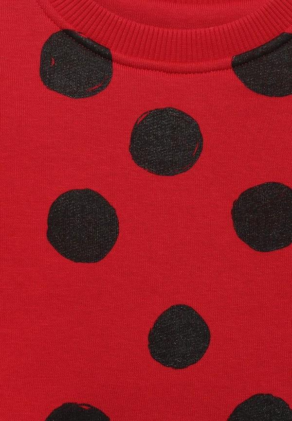 Костюм спортивный для девочки COOCKOO цвет красный  Фото 3