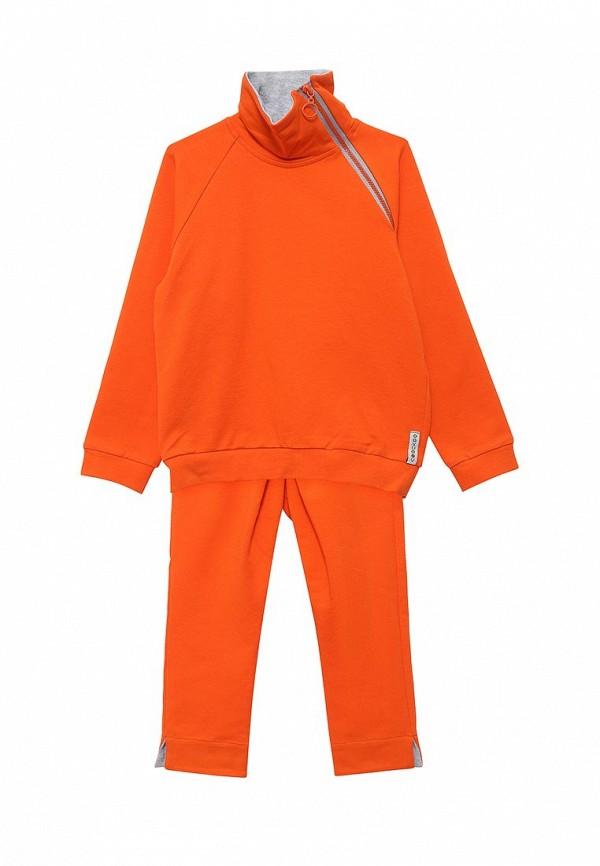 Костюм спортивный Coockoo Coockoo MP002XC002I9 оранжевый костюм зентай вторая кожа 52