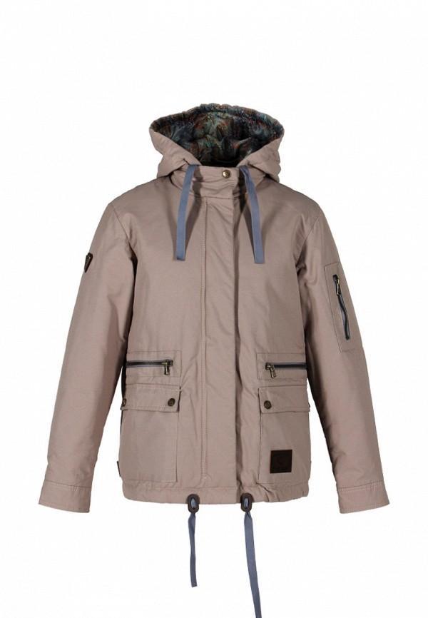 Купить Куртка утепленная Талви, MP002XC004OD, бежевый, Весна-лето 2018