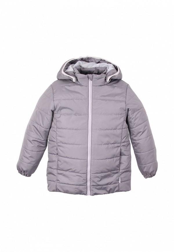 куртка zukka малыши, серая