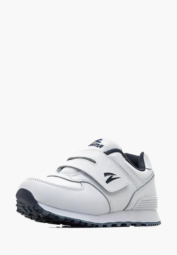 кроссовки sigma малыши, белые