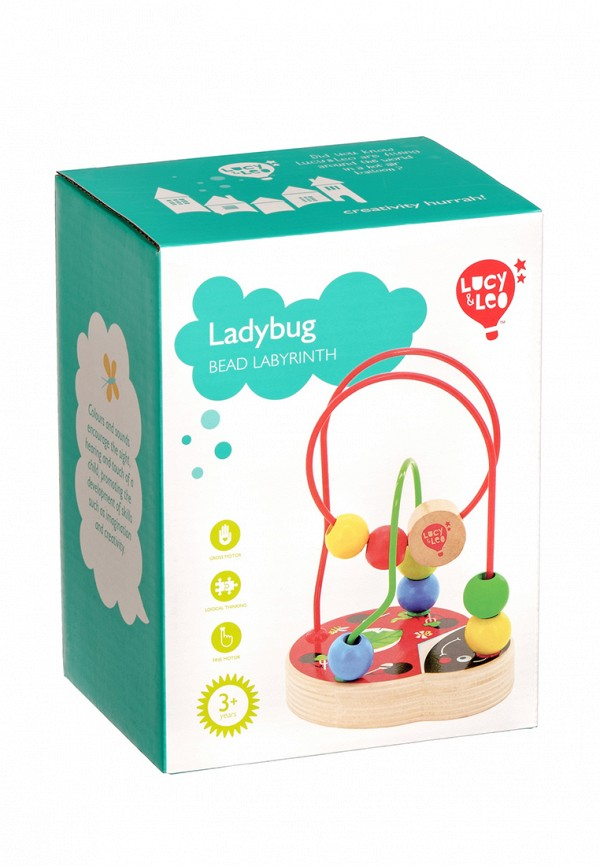 Игрушка Lucy&Leo Lucy&Leo MP002XC0050W absolutely lucy 5 lucy s tricks and treats a stepping stone book tm