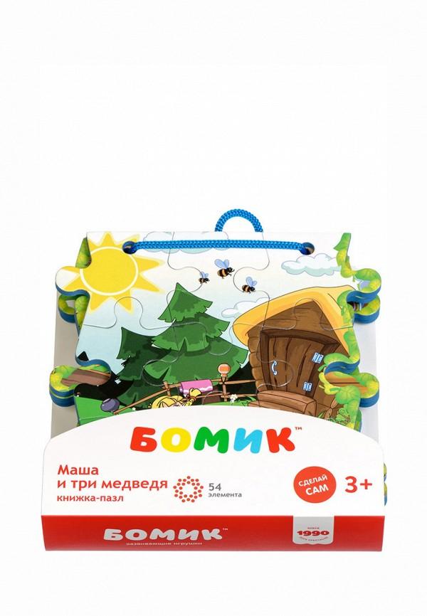 Пазл Бомик Бомик MP002XC00562 конструкторы бомик объемный павлин