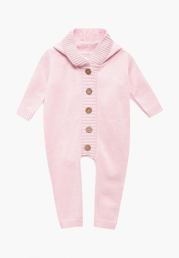 комбинезон лапушка малыши, розовый