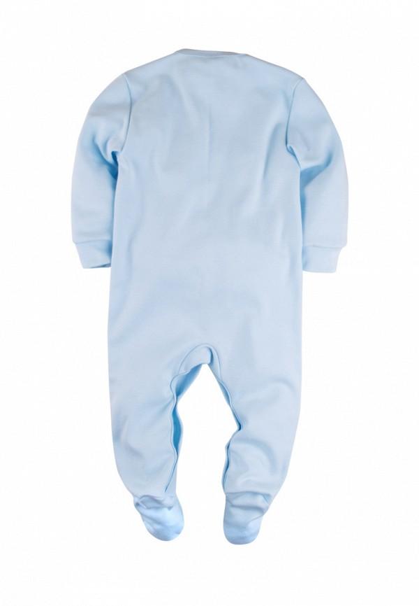 Детский комбинезон бельевой Bossa Nova цвет голубой  Фото 2