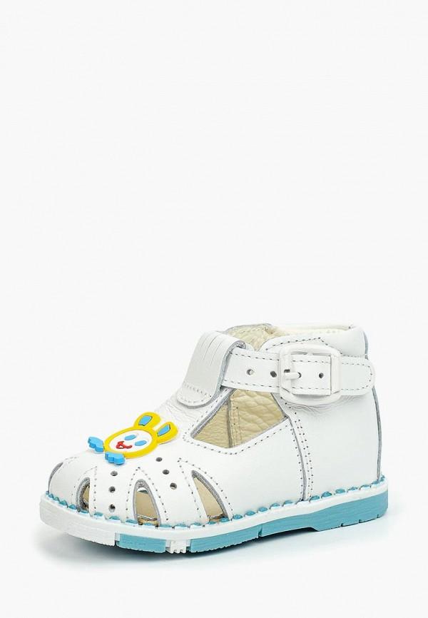 сандалии таши орто малыши, белые