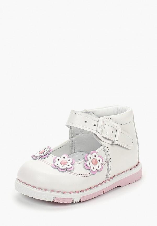 туфли таши орто малыши, белые