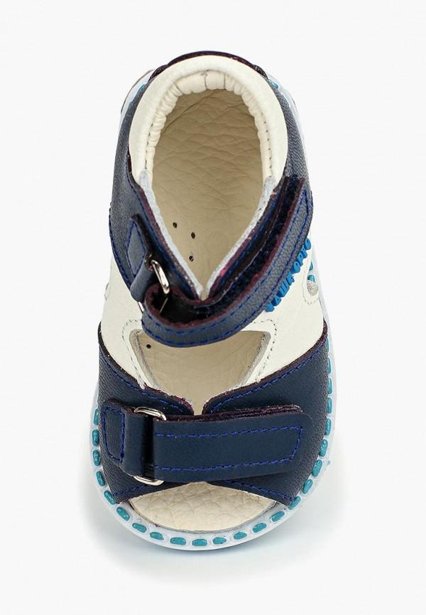 Сандалии для мальчика Таши Орто цвет синий  Фото 4