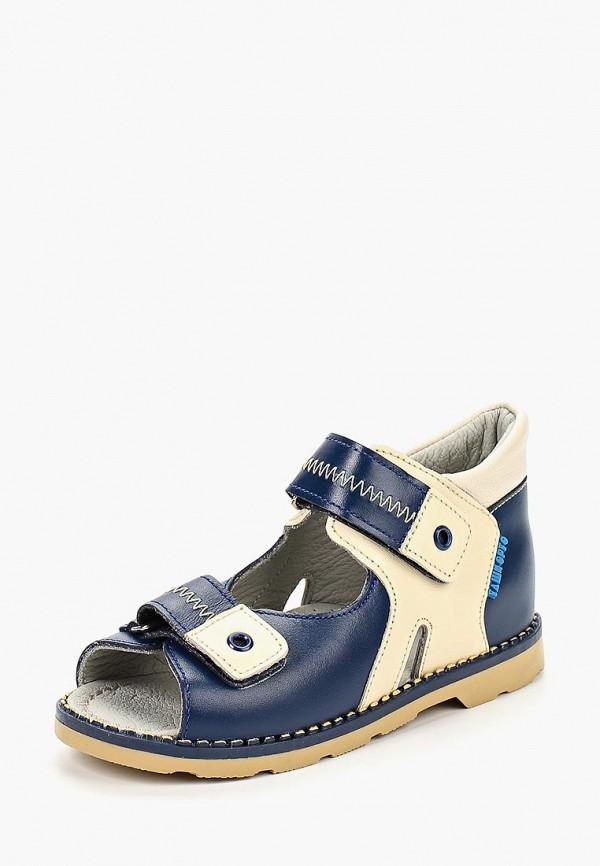 сандалии таши орто малыши, синие