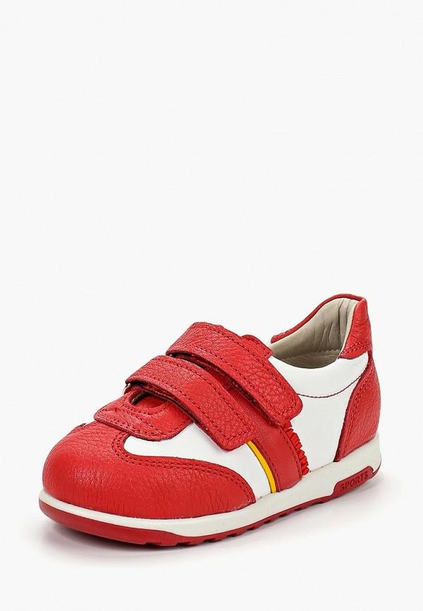 кроссовки таши орто малыши, красные