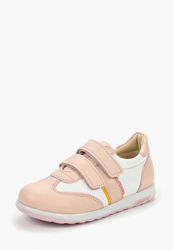 кроссовки таши орто малыши, розовые