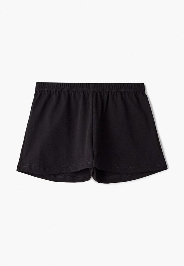 шорты черса малыши, черные
