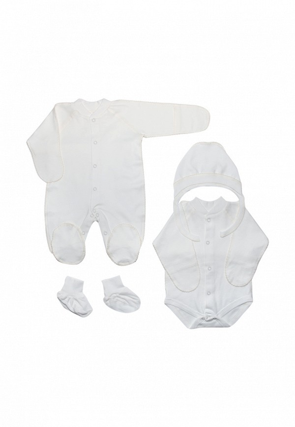 Комплект Клякса Клякса MP002XC005J8 комплект для мальчика клякса кофточка штанишки цвет мятный белый 37к 2005 размер 80