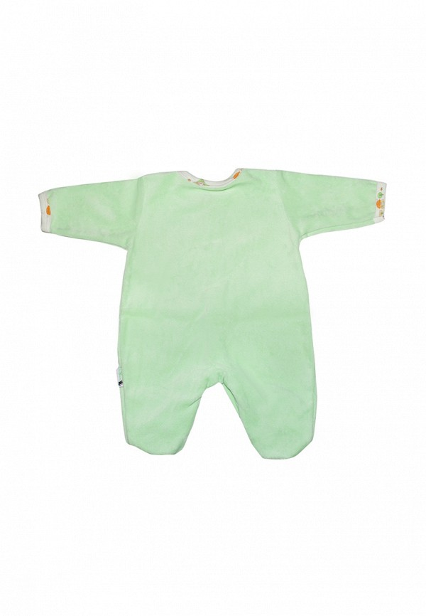Детский комбинезон Клякса цвет зеленый  Фото 2