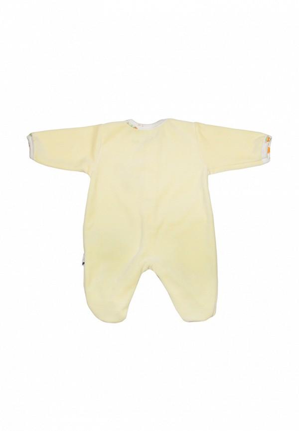 Детский комбинезон Клякса цвет желтый  Фото 2