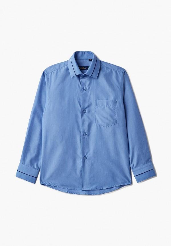 рубашка katasonov малыши, синяя