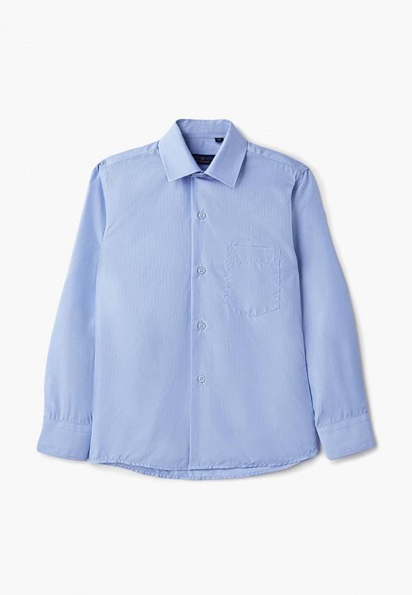 рубашка katasonov малыши, голубая