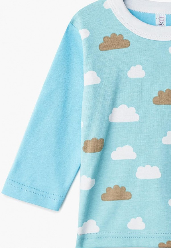 Пижама для мальчика Elaria цвет голубой  Фото 3