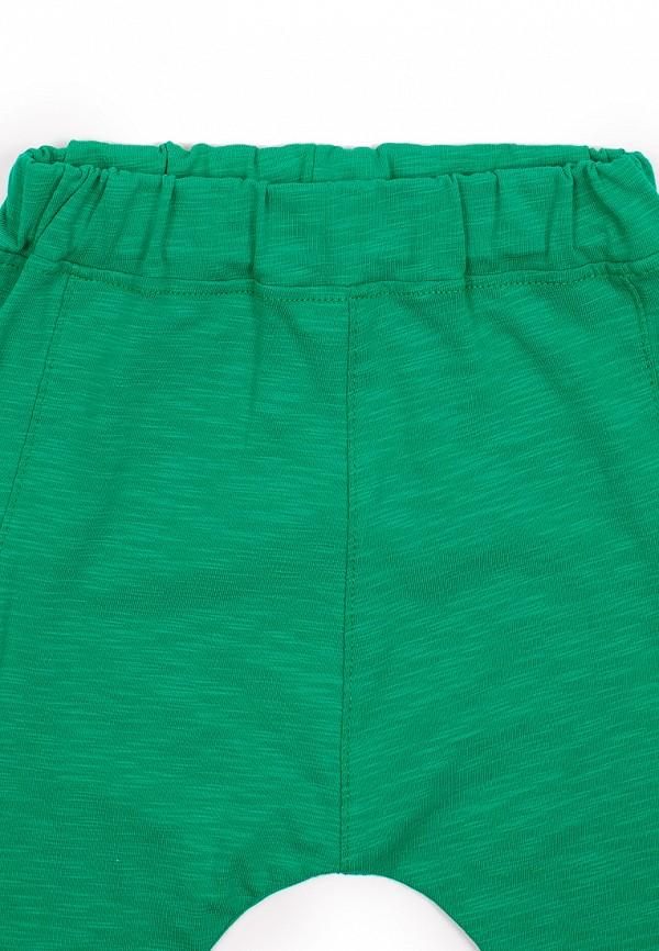 Брюки спортивные для мальчика bodo цвет зеленый  Фото 3