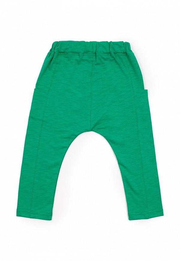 Брюки спортивные для мальчика bodo цвет зеленый  Фото 2