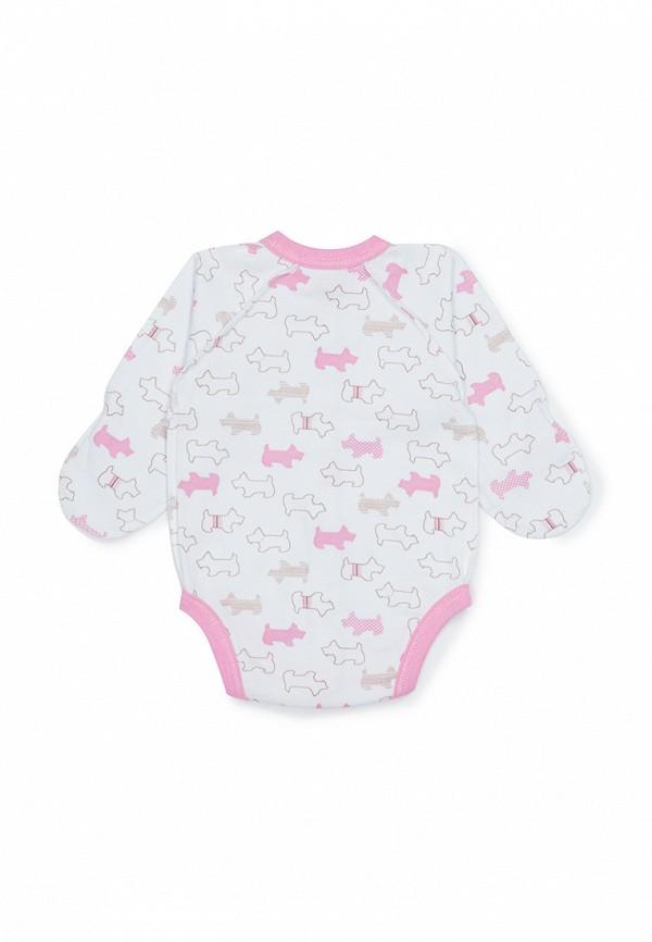 Боди для новорожденного Трия цвет белый  Фото 2