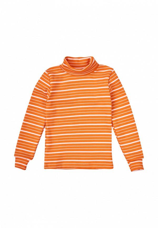 водолазка фламинго текстиль малыши, оранжевая