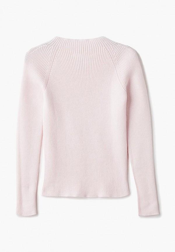 Джемпер для девочки MaryTes цвет розовый  Фото 2