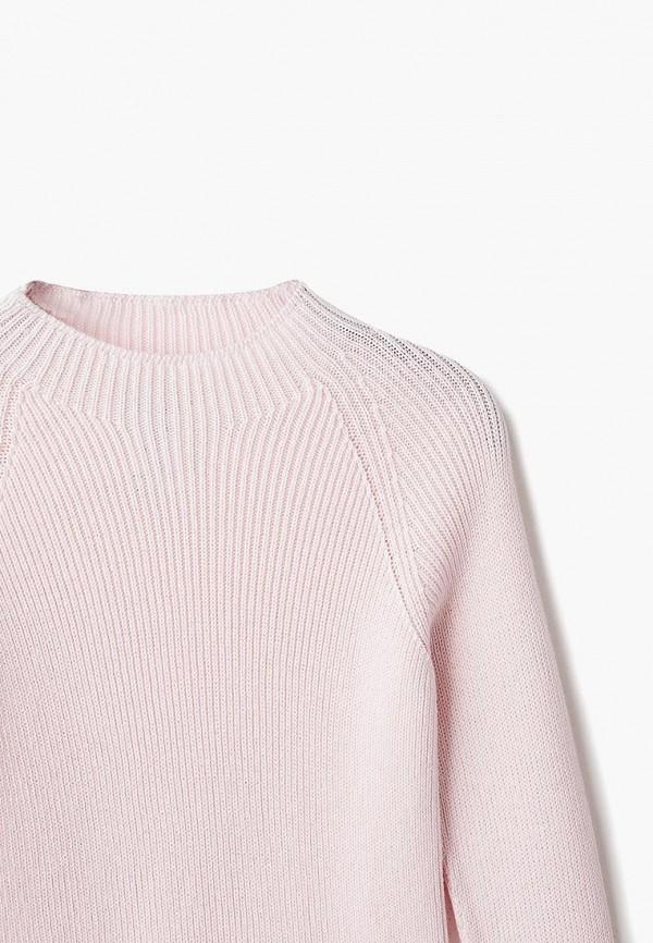 Джемпер для девочки MaryTes цвет розовый  Фото 3