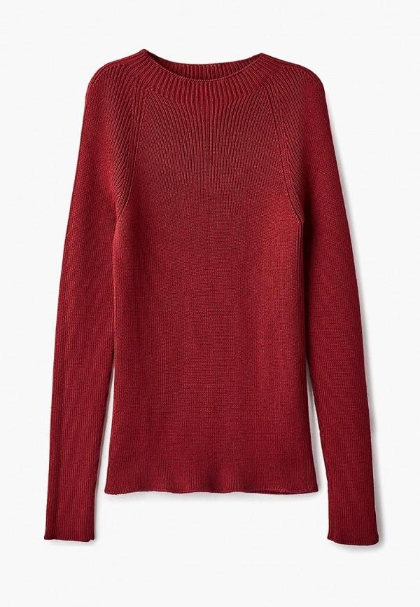 Водолазка для девочки MaryTes цвет бордовый