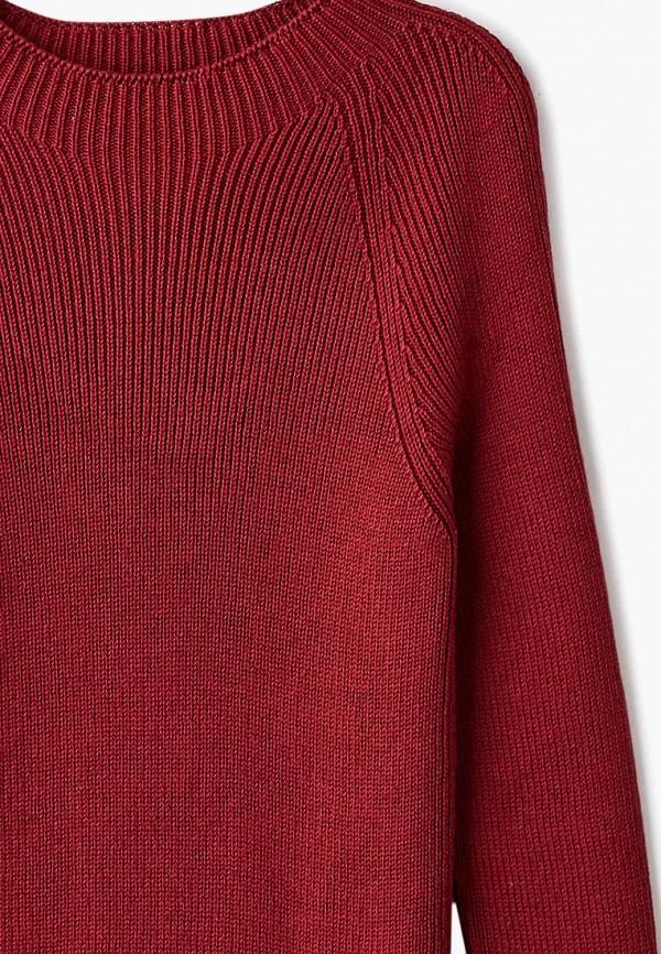 Водолазка для девочки MaryTes цвет бордовый  Фото 3