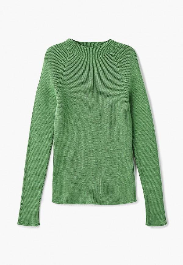 Джемпер для девочки MaryTes цвет зеленый