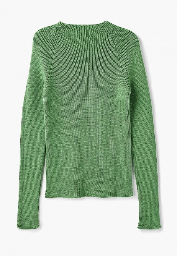 Джемпер для девочки MaryTes цвет зеленый  Фото 2