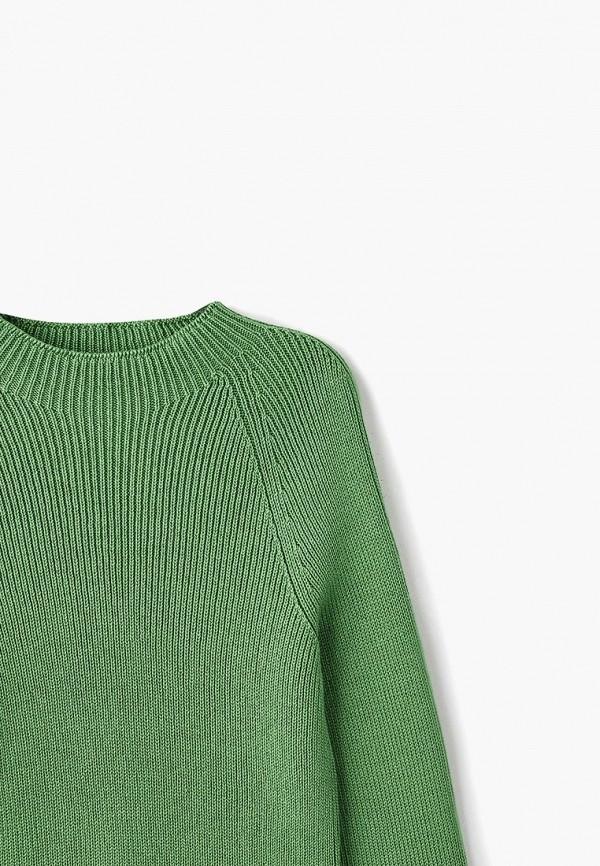 Джемпер для девочки MaryTes цвет зеленый  Фото 3