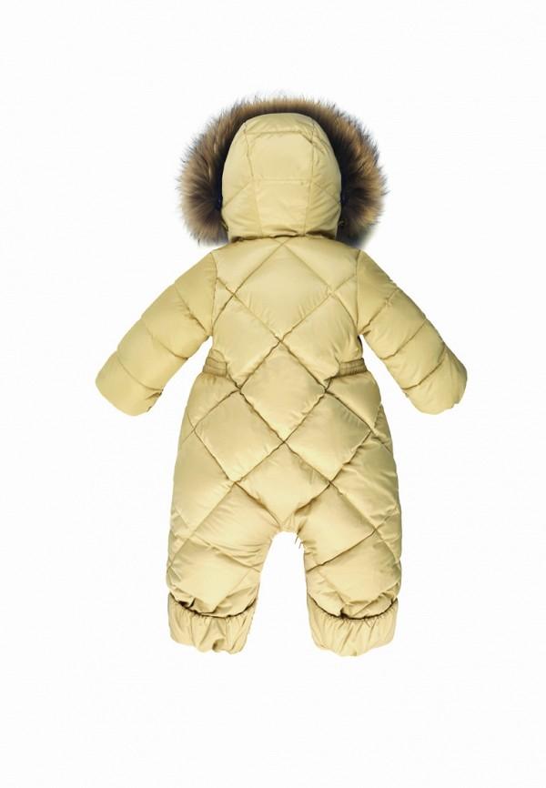 Детский комбинезон утепленный ArctiLine цвет желтый  Фото 2