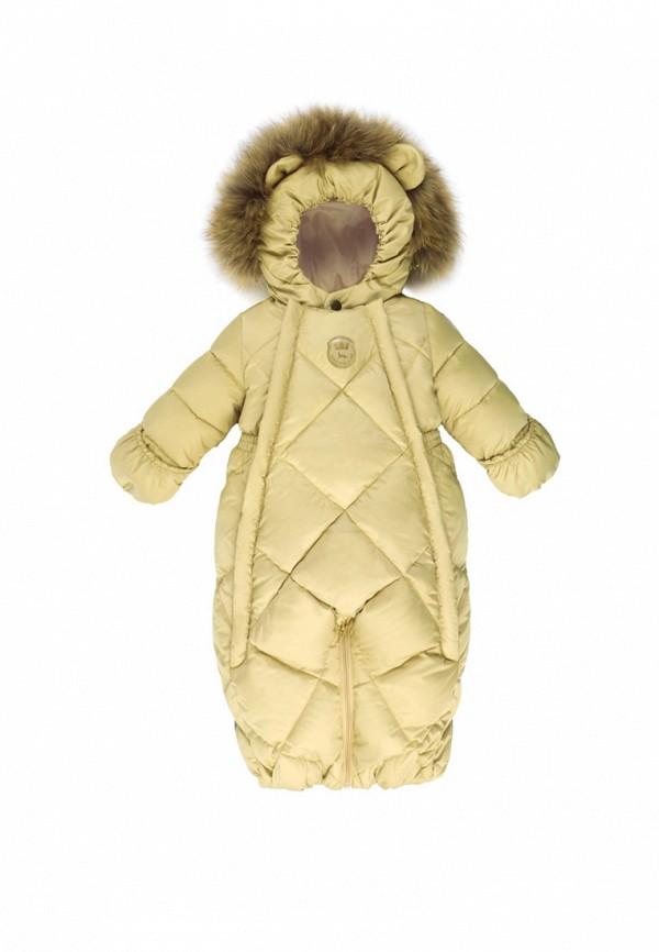 Детский комбинезон утепленный ArctiLine цвет желтый  Фото 3