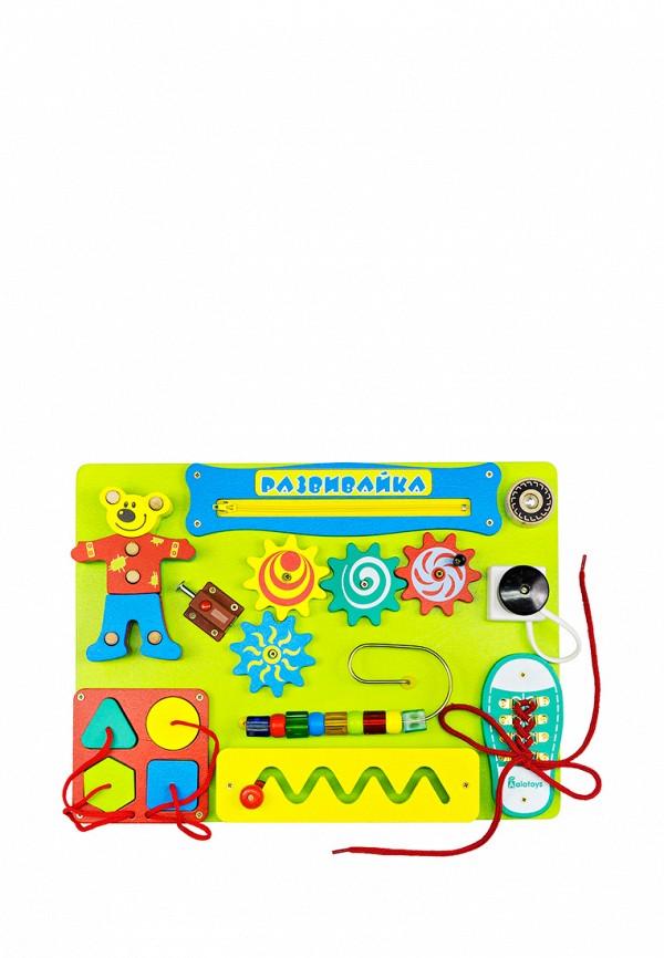 Купить Набор игровой Alatoys, Бизиборд Развивайка , mp002xc005x8, разноцветный, Осень-зима 2018/2019