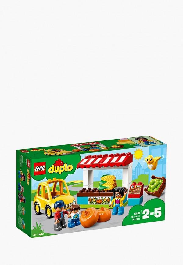 Конструктор DUPLO LEGO LEGO MP002XC005ZK lego duplo 10817 времена года