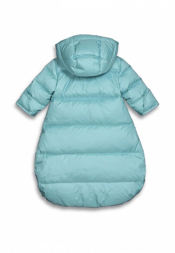 Конверт для новорожденного Ёмаё цвет голубой  Фото 2