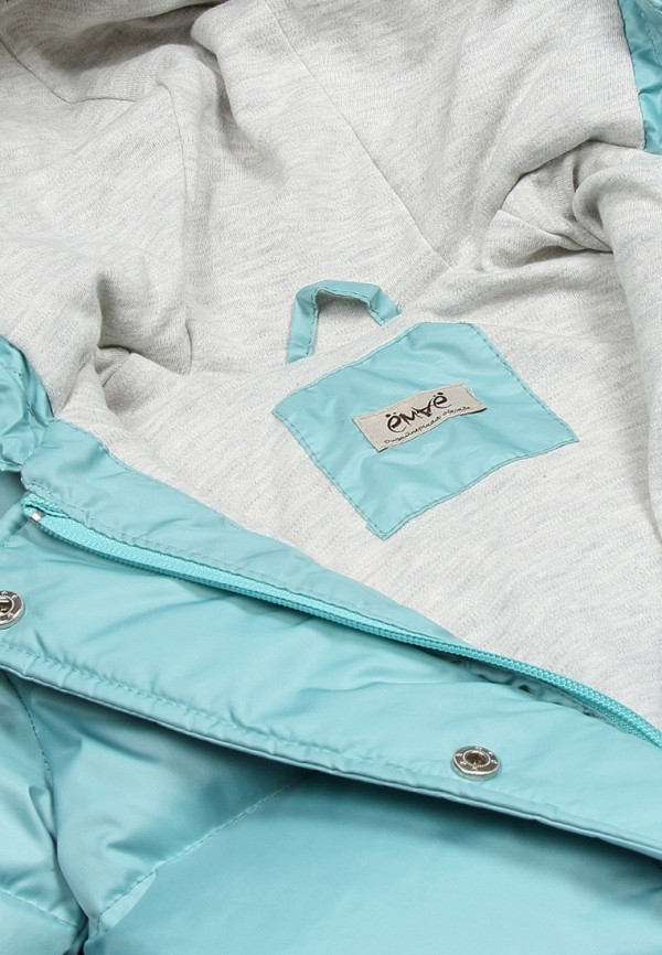 Конверт для новорожденного Ёмаё цвет голубой  Фото 3