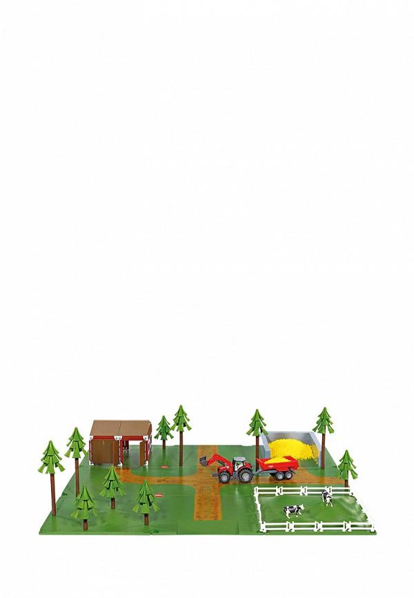 Набор игровой Siku Siku MP002XC006BT siku трактор john deere с пресс подборщиком