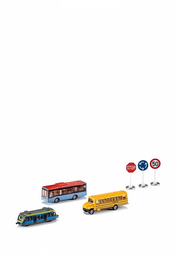 Набор игровой Siku Siku MP002XC006BU siku игровой набор светофоры и дорожные знаки