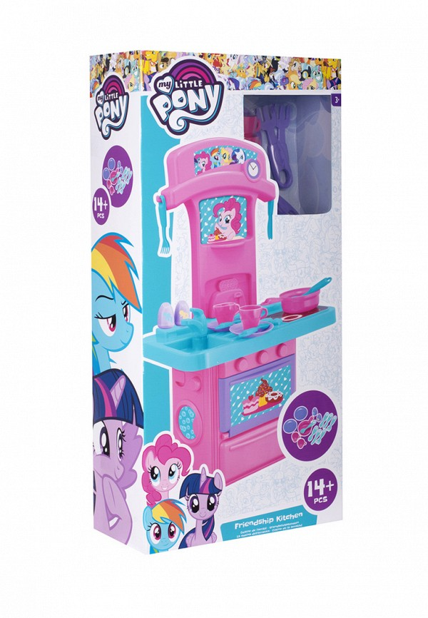 Набор игровой My Little Pony My Little Pony MP002XC006GM my space mm5080004