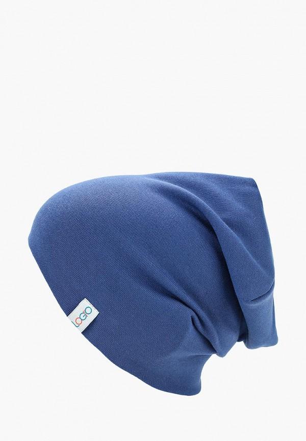 шапка logro kids малыши, синяя