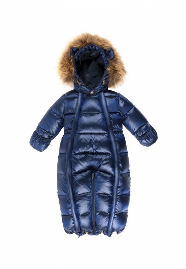 Детский комбинезон утепленный ArctiLine цвет синий  Фото 2