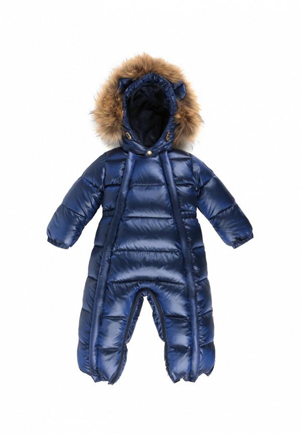 Детский комбинезон утепленный ArctiLine цвет синий  Фото 4