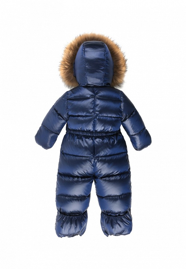 Детский комбинезон утепленный ArctiLine цвет синий  Фото 6